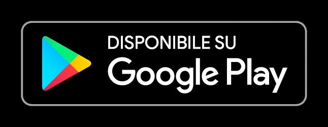 google play badge ita black